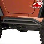 Westin Jeep Rocker Guard - Black (07-16 Wrangler JK 2 Door) - Westin 42-4025