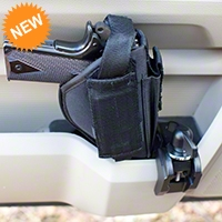 Condition Zero Pistol Mount Clamp (87-15 Wrangler YJ, TJ, & JK) - Condition Zero UNIV-PISTOL-CLAMP1