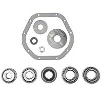 Dana Spicer Rear Axle Bearing Rebuild Kit for Dana 44 with Trac Lok (98-02 Wrangler TJ) - Dana Spicer 2017080