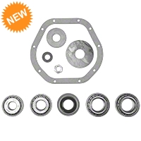 Dana Spicer Rear Axle Bearing Rebuild Kit for Dana 44 with Trac Lok (98-02 Wrangler TJ) - Dana Spicer 2017080