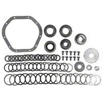 Dana Spicer Master Axle Overhaul Kit for Dana 44 Rear with Trac Lok (98-02 Wrangler TJ) - Dana Spicer 2017091