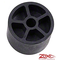 Zone Offroad 2 in. Tall, 3 in. Wide Lift Block (Universal Application) - Zone Offroad Products 3296