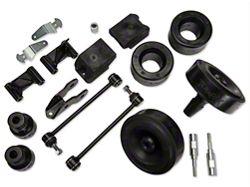 Teraflex 2.5 in. Performance Budget Boost Kit w/o Shocks w/Adapters (07-16 Wrangler JK)
