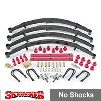 SkyJacker 2.5 in. Lift Kit (87-95 Wrangler YJ) - SkyJacker YJ20KB