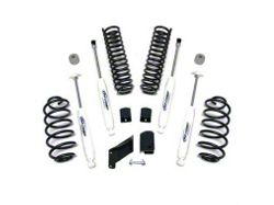 Pro Comp 2.5 in. Lift Kit w/ Shocks (07-16 Wrangler JK)