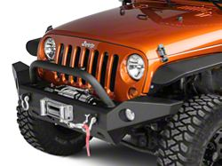Barricade Trail Force HD Full Width Bumper (07-16 Wrangler JK)