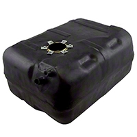 Omix-ADA 20 Gallon Poly Fuel Tank for 2.5L and 4.0L (87-95 Wrangler YJ) - Omix-ADA 17722.23