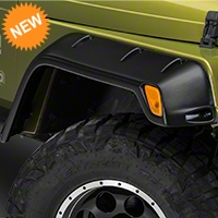 Barricade Pocket Style Fender Kit (97-06 Wrangler TJ) - Barricade J102428