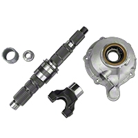 Teraflex 231 Short Shaft Kit (87-06 Wrangler YJ & TJ) - Teraflex 4444401