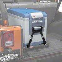 ARB Fridge Freezer Tie Down System (87-15 Wrangler TJ, YJ, & JK) - ARB 10900010