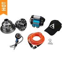 ARB Traction Pack RD100/117 (07-16 Wrangler JK Exc. Rubicon) - ARB 1001117KIT1