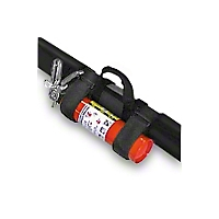 Warrior Products 3 Inch Individual Grab Handle And Fire Extinguisher Combo Mount (87-06 Wrangler YJ & TJ) - Warrior Products 4402