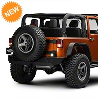 Raxiom Auxiliary/Backup Light Kit (87-15 Wrangler YJ, TJ, JK) - Raxiom 5201