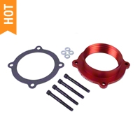 Airaid PowerAid Throttle Body Spacer (12-16 Wrangler JK w/ 3.6L) - Airaid 300-637