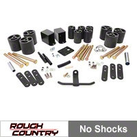 Rough Country 3 In. Body Lift Kit (87-95 Wrangler YJ) - Rough Country RC611