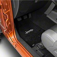 Jeep Jk Floor Mats 07 13 Wrangler Free Shipping