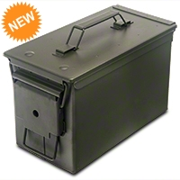 50 Caliber Ammo Can (87-15 Wrangler YJ, TJ & JK) - XT Accessories J102918