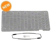 Rugged Ridge Perforated Grille Insert in Black (07-15 Wrangler JK) - Rugged Ridge 11401.32