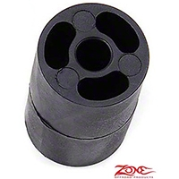 Zone Offroad 3 in. Tall x 2 in. Wide Body Lift Block (Universal Application) - Zone Offroad Products 2396