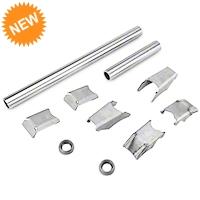 Synergy Front Axle Assurance Kit, Dana 30 (07-15 Wrangler JK) - Synergy 8012-50-30