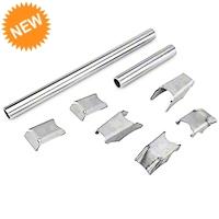 Synergy Front Axle Assurance Kit, Dana 30 (97-06 Wrangler TJ) - Synergy 8112-50-30