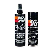 K&N Filter Recharge Kit (87-16 Wrangler YJ, TJ & JK) - K&N 99-5000