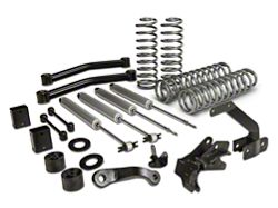 Rough Country 3.5 in. Series II Lift Kit w/ Shocks (07-16 Wrangler JK 2 Door)
