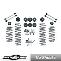 Rubicon Express 3.5 in. Standard Lift Kit (97-06 Wrangler TJ) - Rubicon Express 7002