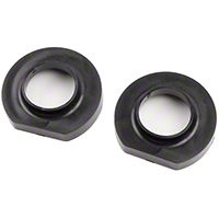 Zone Offroad 3/4 In. Coil Spring Spacer- Pair (97-06 Wrangler TJ) - Zone Offroad Products J2100