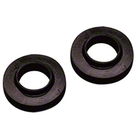 SkyJacker 3/4 In. Polyurethane Front Spacers (07-13 Wrangler JK 4 Door) - SkyJacker JKFPS75