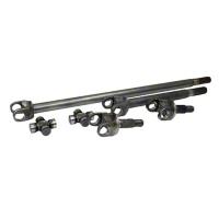 Yukon Gear 4340 Chrome-Moly Replacement Front Axle Kit - Dana 30 (07-16 Wrangler JK) - Yukon Gear YA W24164