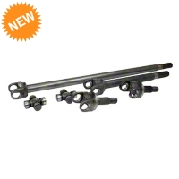 Yukon Gear 4340 Chrome-Moly Replacement Front Axle Kit - Dana 30 (07-16 Wrangler JK) - Yukon Gear YA W24164