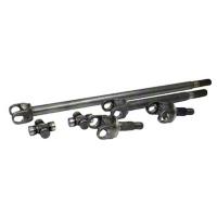 Yukon Gear 4340 Chrome-Moly Replacement Front Axle Kit w/ SuperJoints - Dana 30 (07-16 Wrangler JK) - Yukon Gear YA W24166