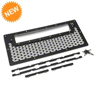Rigid Industries Grille Mount for 20 Inch E Series Light Bar (07-16 Wrangler JK) - Rigid Industries 40591