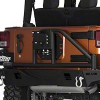 Addictive Desert Designs Tire Carrier (07-16 All) - Addictive Desert Designs T95912NA01NA