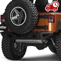Addictive Desert Designs Venom Rear Bumper (07-16 Wrangler JK) - Addictive Desert Designs R952251370103