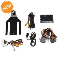 Raxiom Factory GPS Rear Back-up Camera Kit (07-16 Wrangler JK) - Raxiom J103947
