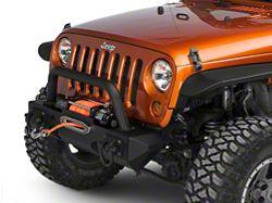 Rugged Ridge XHD Front Bumper Kit w/Stubby Bumper Ends (07-16 Wrangler JK)