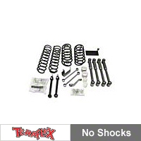 TeraFlex 4 in. S4T Lift Kit (97-06 Wrangler TJ) - Teraflex 1441466