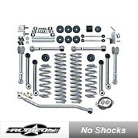 Rubicon Express 4.5 in. Ultimate Superflex Kit (97-06 Wrangler TJ) - Rubicon Express 7000