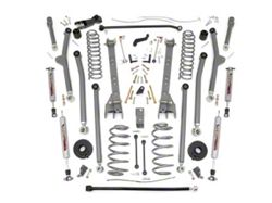 Rough Country 6 In. X-Series Long Arm Suspension w/ Shocks (04-06 Wrangler TJ Unlimited)