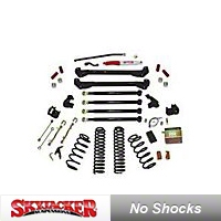 SkyJacker 8 In. Rock Ready Suspension System (03-06 Wrangler TJ) - SkyJacker TJ841K-DX