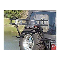 Warrior Products Adventure Rack (07-14 Wrangler JK) - Warrior Products 831