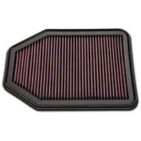 K&N Air Filter (07-14 Wrangler JK 3.8L & 3.6L) - K&N 33-2364