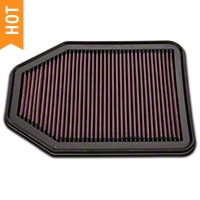 K&N Air Filter (07-16 Wrangler JK 3.8L & 3.6L) - K&N 33-2364