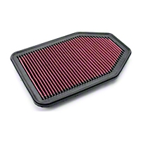 Rugged Ridge Air Filter, Synthetic Panel (07-14 Wrangler JK w/3.8L) - Rugged Ridge 17752.05