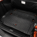 Rugged Ridge All Terrain Cargo Liner, Black (11-13 Wrangler JK) - Rugged Ridge 12975.03