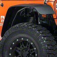Rugged Ridge A/T Fender Liner Kit, 4 Pieces w/ Hardware (07-13 Wrangler JK) - Omix-ADA 11620.5