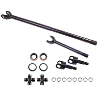 Alloy USA Front Grande Dana 30 Axle Shaft Kit (97-06 Wrangler TJ) - Alloy USA 12132