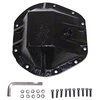 Alloy USA HD Differential Cover Dana 44, 3/8-Inch Cast Steel (87-14 Wrangler YJ, TJ & JK) - Alloy USA 11202